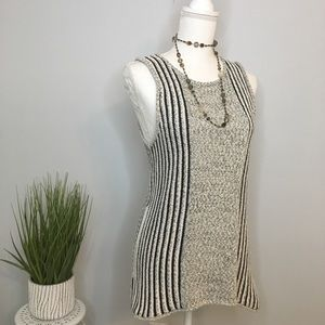 Cozy Sanctuary Boho Comfy Heather Sweater Size L